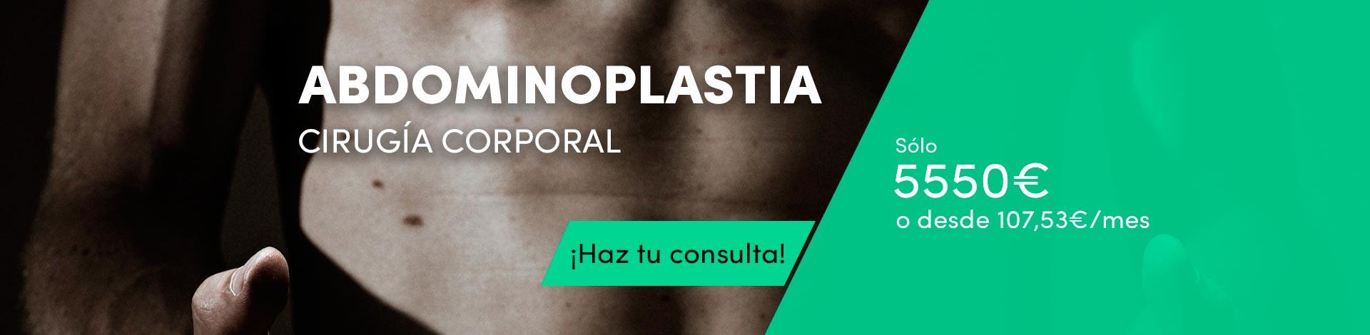 Oferta Abdominoplastica - Cirugía corporal