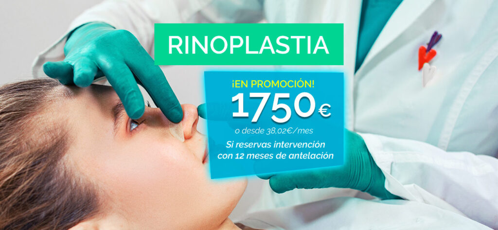 rinoplastia en oferta